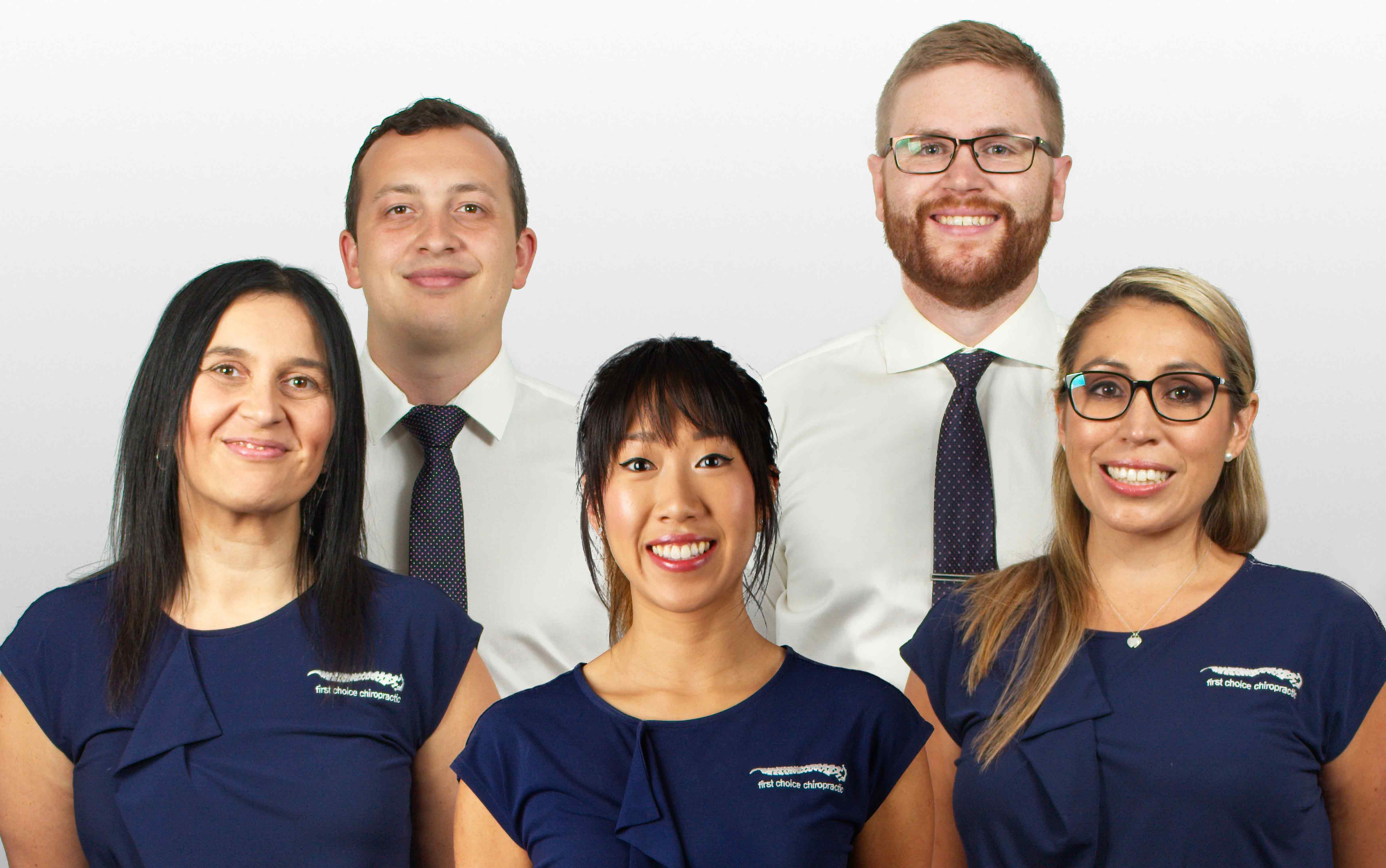 First Choice Chiropractic Our Team