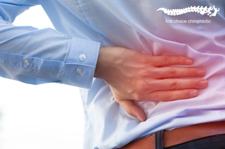 First Choice Chiropractic 6 Easy Ways to Ease Back Pain